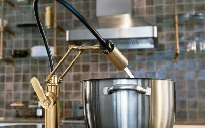 Top 10 grifos de cocina mas pineados  en Pinterest