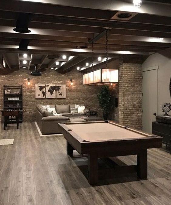 10 usos que se le pueden dar al sótano de una casa