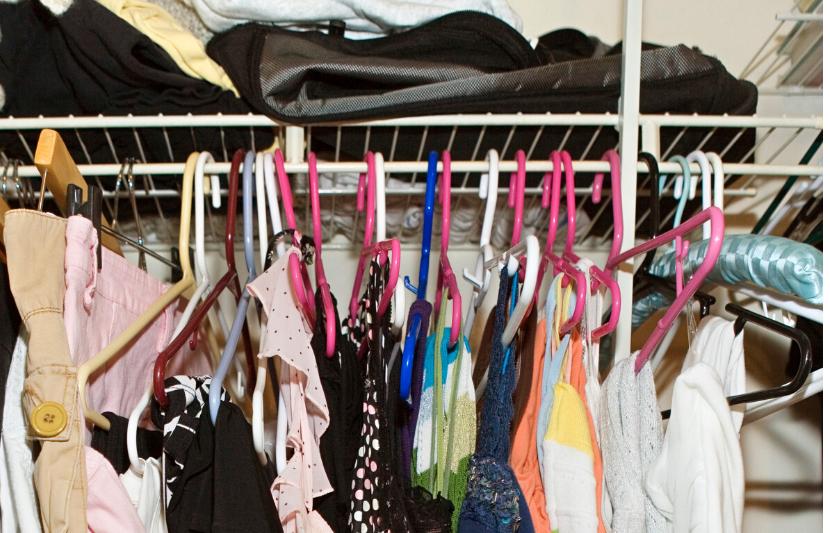 14 ideas para tener mas espacio en tu armario